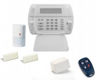 Sistemas de alarma, Kit alarma inalámbrica DSC