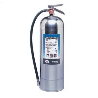 Extintor de Agua de 2,5 galones