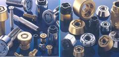 Componentes diferente para vehiculos, Tornillos y