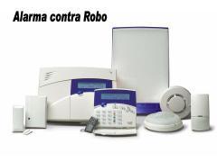 Sistemas de Alarmas contra robo