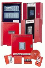 Sistemas de alarmas de incendio