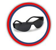 Medios, de protección ocular y facial