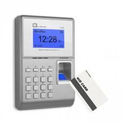 Terminales para control de acceso