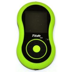 Reproductor MP4 Titan 4 GB MP4-119 USB 2.0 Verde