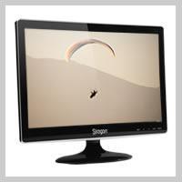 Monitor LED 21.5 HLM-215