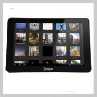 Tablet de Síragon (WiFi + 3G)