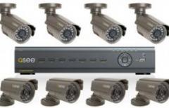 Sistemas circuito cerrado de televisión 8 canales