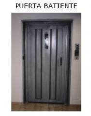 Puertas para ascensor