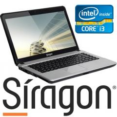 Portatil Siragon Led Core I3 Memoria 4gb Hdmi Usb