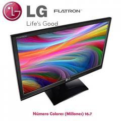 Monitor Led 22 Slim Full Hd 1080p Lg