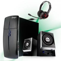PC de Escritorio Tower Síragon 1600