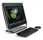 Computadora HP TouchSmart 320-1005la