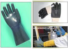 Guantes para Protección Anti-química