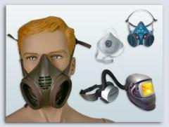 Artículos de protección Respiratoria