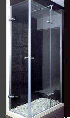 Puertas de baño Corredera en Cristal Templado