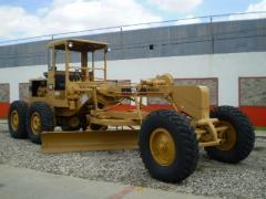 Motoniveladora Caterpillar 12E
