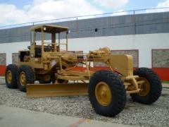 Motoniveladora Caterpillar 12E