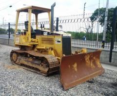 Tractor De Oruga