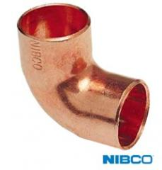 Codos de cobre de 90°