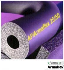 Aislamiento de espuma elastomérica flexible para tubería