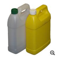 Envase rectangular de 1 litro