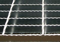 Rejillas electroforjadas