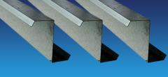Perfiles de acero para la construcción Z