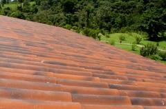 Materiales de techo, Teja Castellana