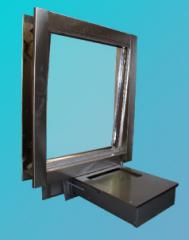 Estacionario detectores de metales