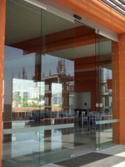 Puertas Automaticas Correderas de Vidrio