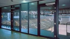Puertas Automaticas Batientes de Vidrio