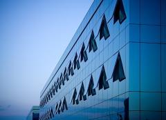 Sistemas de fachadas de vidrio