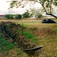 Tubos de polietileno para el suministro de agua