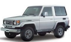 Jeeps de tres puertas, Land Cruiser 70