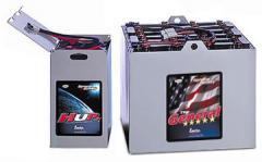 Baterías de tracción para carretillas elevadoras,