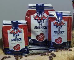 Café molido, empaque de 250 gramos