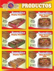 Productos de panadería confitería