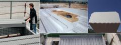 Paneles Impermeabilización de cubiertas