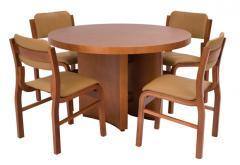 Muebles para reuniones de negocios, negociaciones