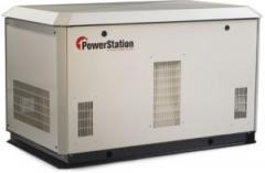 Planta Eléctrica a Gas P110301