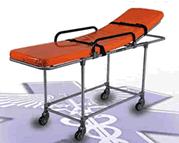Camila para el transporte paciente