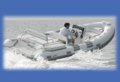 Barcos Inflable a motor modelo DL-20 INB