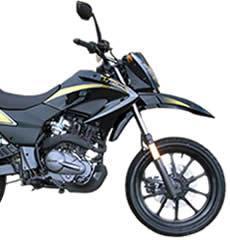 Motocicleta TX-200
