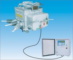 Equipamiento de alto voltaje, Auto-Recloser de