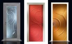 Láminas de Puertas de Baño en Fibra de Vidrio