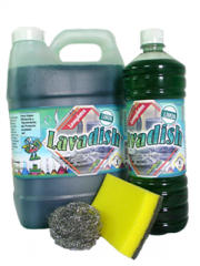 Lavaplatos Limon Lavadish