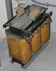 Transformador Trifásico para Uso Civil y/o