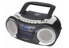 Radíograbadora CD/MP3 con USB