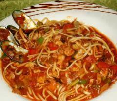 Pasta Linguini Marinera