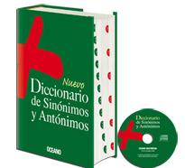 Nuevo Diccionario Océano de Sinónimos y Antónimos
